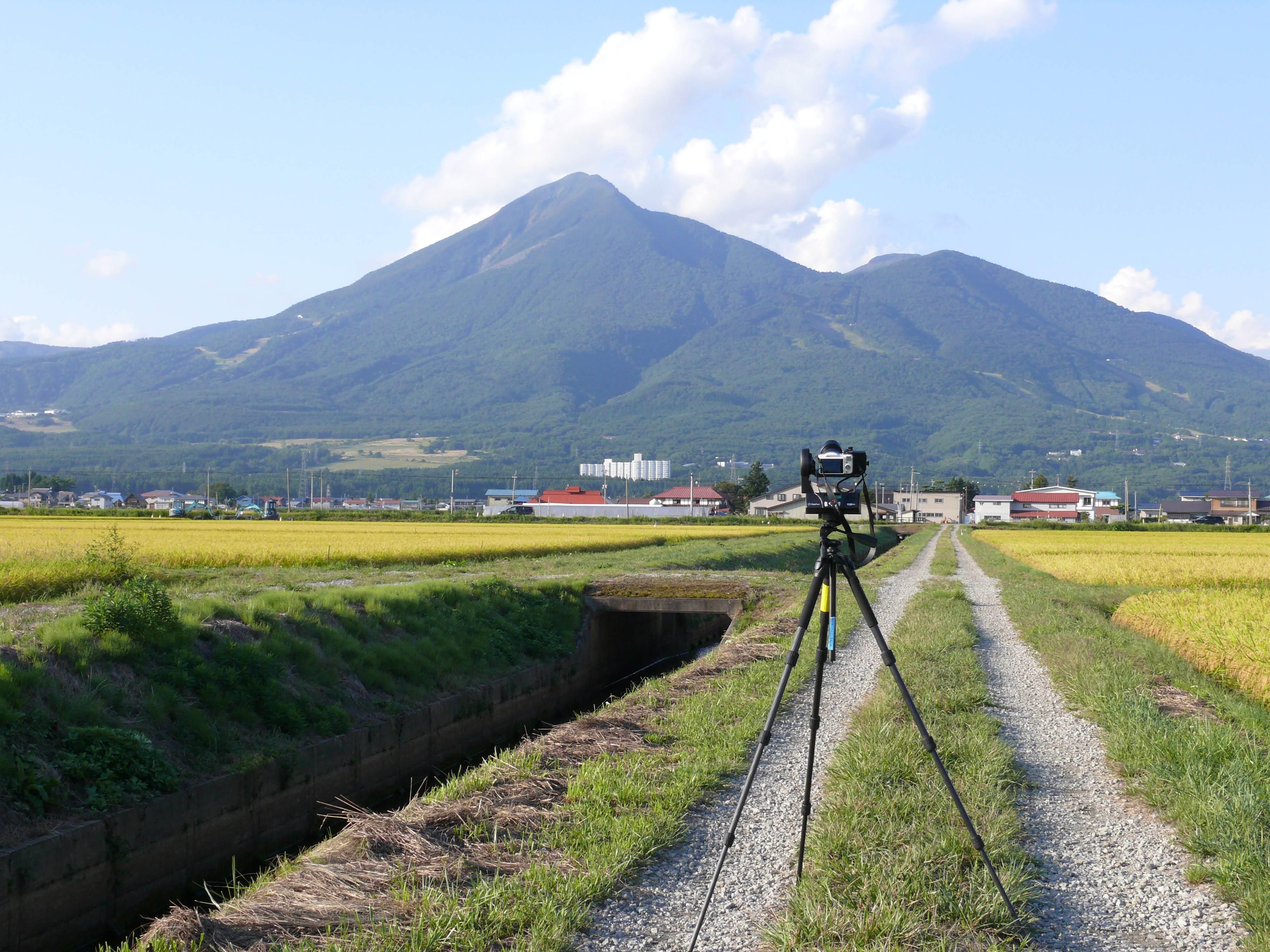福島県>猪苗代町>磐梯山